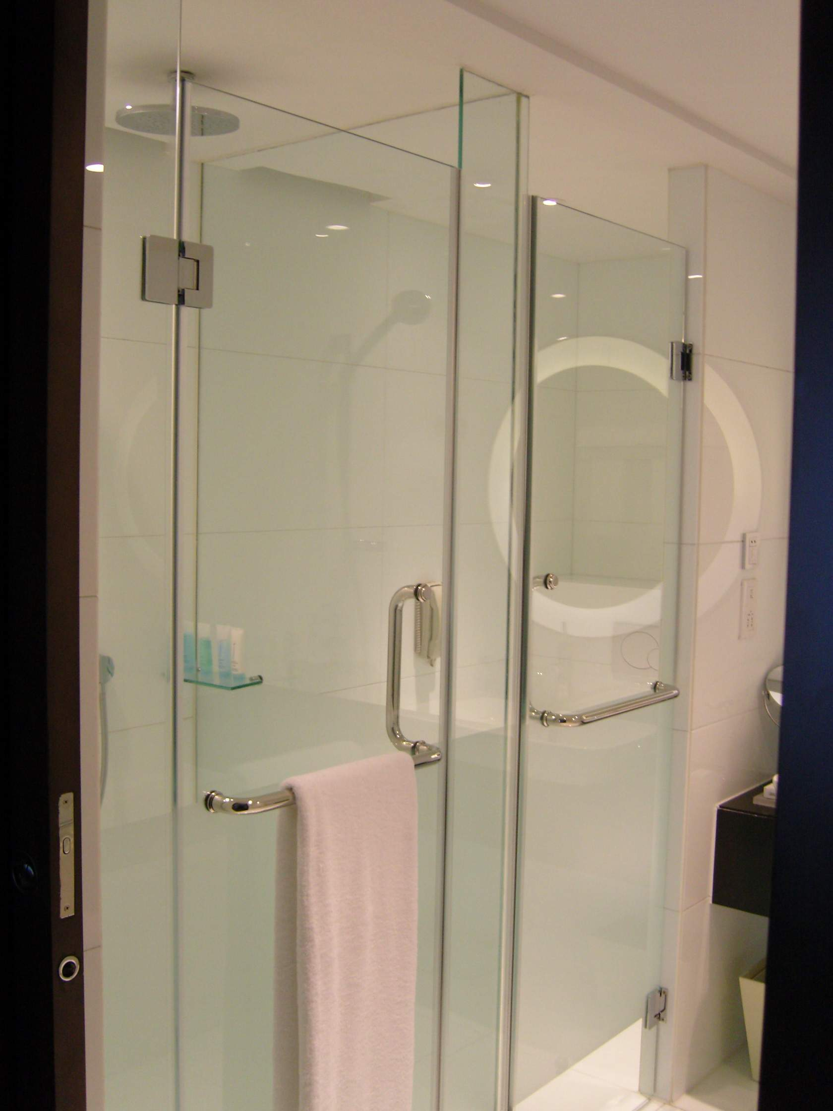 Shower Screen Specialist in Singapore - Frameless Design