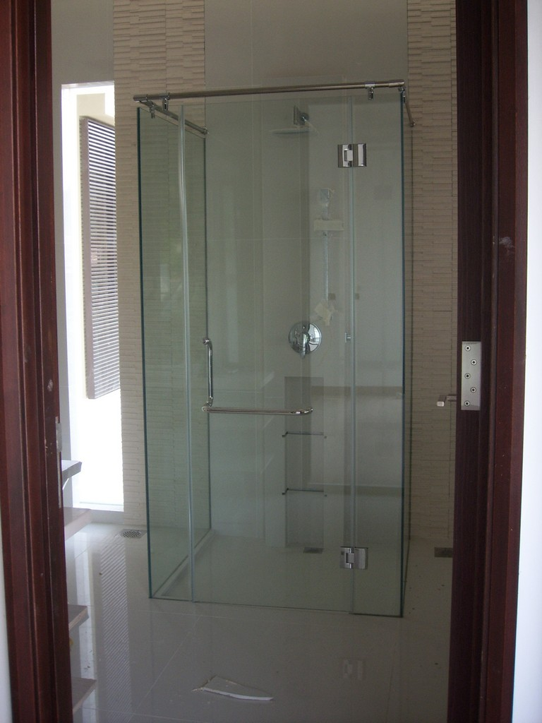 Shower Screen Specialist in Singapore - Frameless Design