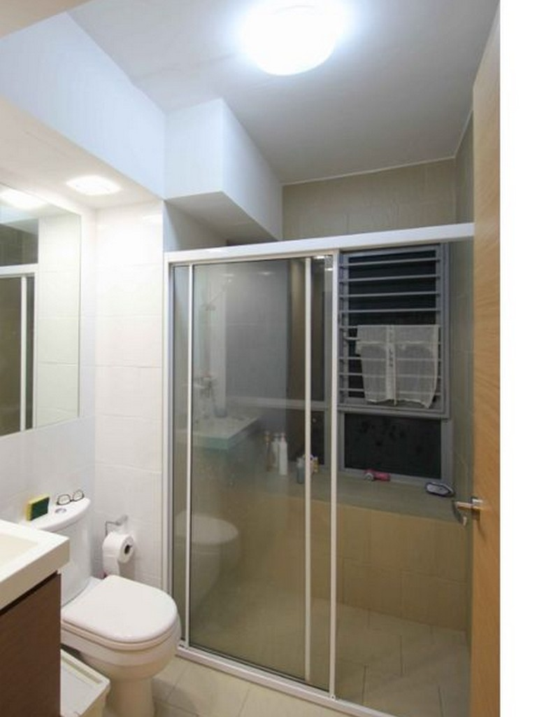 Bathroom Sliding Glass Door Singapore - Sliding Door Designs