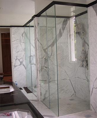 best shower screen singapore