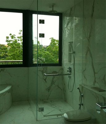 cheap shower screen singapore
