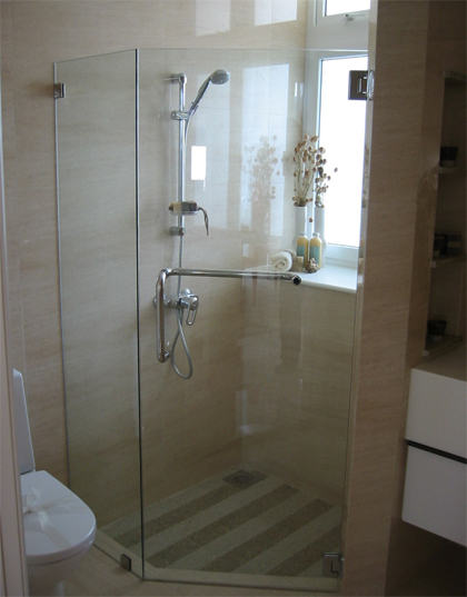shower screen style