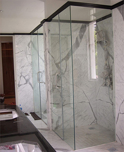 shower screens cost
